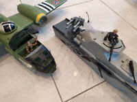 The Corps Beast Bomber & The Corps Elite Battle Cruiser
