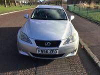LEXUS IS 220d SE 4dr (silver) 2006