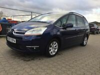 2007│Citroen Grand C4 Picasso 2.0 HDi 16v Exclusive EGS 5dr│2 Former Keeper│1 Year MOT│Hpi Clear