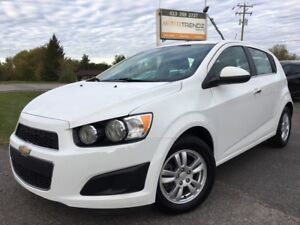 2013 Chevrolet Sonic LT Auto Automatic with Heated Seats, Blu...