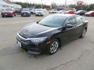 2017 Honda Civic LX only 5000 kms!