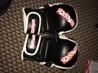 Sidekick small MMA gloves