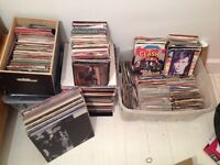 100s of records. 850 or nearest offer. Bargain***Job Lot records***