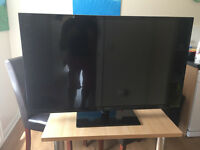 Panasonic 42 inch LED TV for spairs or repair only flashing