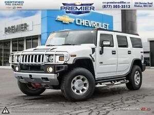 2008 Hummer H2 Utility HAS CORVETTE ENGINE, VERY VERY CLEAN