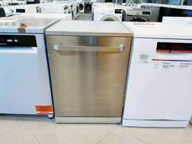 KENWOOD KDW60X16 Full-size Dishwasher 14 place A++ settings Stainless Steel
