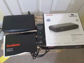 Goodmans Freesat SD Satellite Receiver