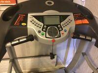 Horizon Ti52 Folding Treadmill. Ten programs , ten levels , incline up to 12 %