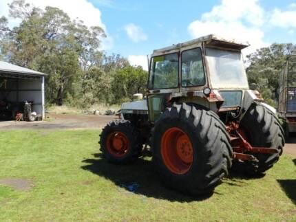 Case 1690 FWA Tractor