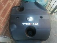 VW ENGINE COVER SEAT ENGINE COVER SKODA ENGINE COVER