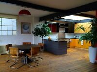 STUDIO FOR HIRE/WAREHOUSE CONVERSION/FILMING LOCATION/PHOTOGRAPHY LOCATION/ROOF TERRASSE