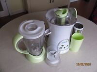 Rosemary Conley EnerGi juice and smoothie maker