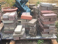 140 or so second hand bricks
