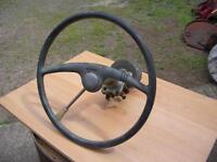 Kainer marine steering wheel assembly