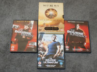 Large Quantity of DVD's & BluRays