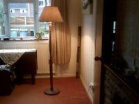 4ft WOODEN STANDARD LAMP