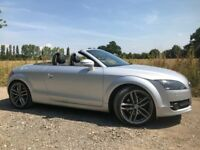 REDUCED FOR QUICK SALE - 2009 Audi TT Roadster 2.0 TDi 75,000 miles. V.Good Condition