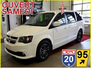 2016 Dodge Grand Caravan R/T * DVD * CUIR * MARCHEPIEDS