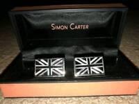 Simon Carter cufflinks
