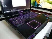 "Alienware gaming laptop i7 17.3"" 16GB"