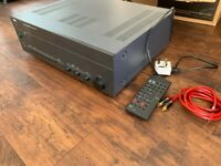 NAD C370 2-channel integrated amp - excellent condition, award winning amp