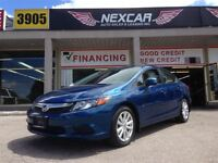 2012 Honda Civic EX AUT0 A/C POWER SUNROOF ONLY 96K