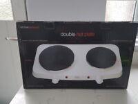 Portable hob. Very good condition!