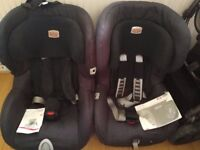BRITAX CAR SEAT - STAGE 2 - EXCELLENT CONDITION
