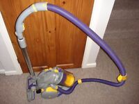 Dyson Cylinder/Pull-Along Fully Serviced For All Floors, New MOTOR Fitted!!