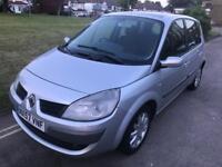 2008 Renault Scenic Superb. Mot. Tax.
