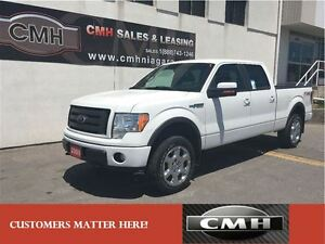 2009 Ford F-150 FX4 4X4 LEATH LIFTED *CERTIFIED*