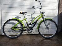 Stunning 26 inch wheel Beach Cruiser Bike