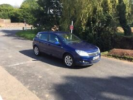 Astra 1.7 cdti - Elite - Full leather - New MOT - Main service - lovely car - 2 former keepers