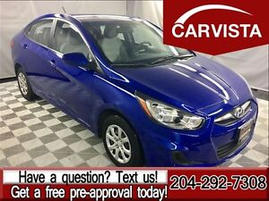 2012 Hyundai Accent -LOCAL VEHICLE/NEW TIRES -