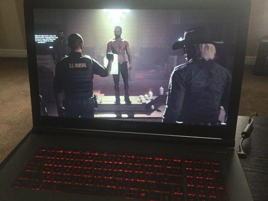 msi gaming laptop    | in Hull, East Yorkshire | Gumtree