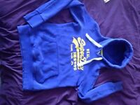 Superdry hoodie small ladies
