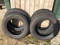 4 x Firestone tyres 175 / 65R15