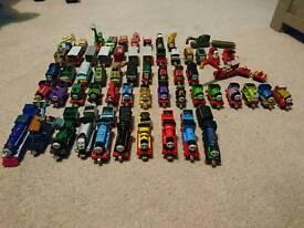 Thomas take and play trains bundle
