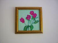 Vintage Roses, Original artwork