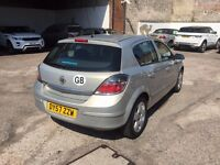 VAUXHALL ASTRA 1.4 CLUB IN EXCELLENT CONDITION LOW MILEAGE FSH NEW TYRES NEW MOT HPI CLEAR