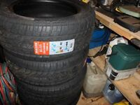 maxxis 255x55x18 4x4 tyres (brand new)