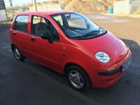 DAEWOO MATIZ 800cc LONG MOT LOW MILES NICE CAR