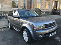 2010 Range Rover Sport - Immaculate example with full Land Rover main dealer service history