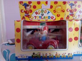 Noddy toy cars