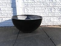 pond in a bowl.