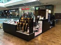 PART TIME PRODUCT SALES AND DEMONSTRATORS REQUIRED -URGENT WESTFIELD STRATFORD CITY LOCATION