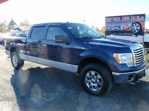 2010 Ford F-150 XLT! 5.4L V8! SUPERCREW! CERTIFIED!