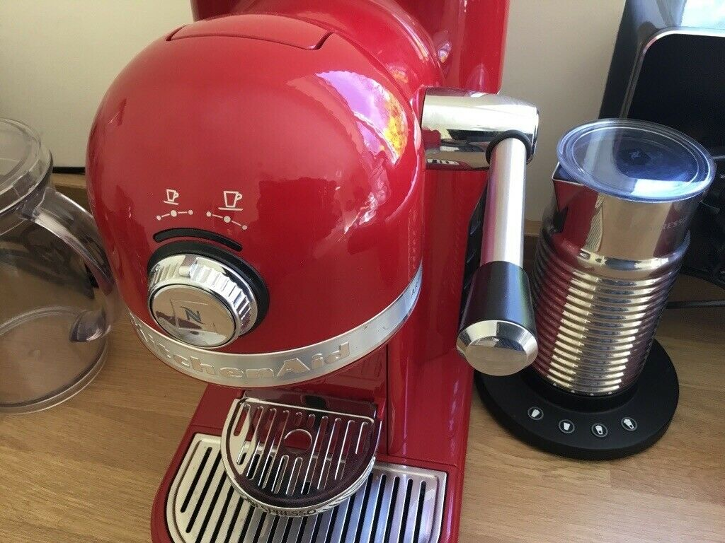 Kitchenaid Pod Coffee Machine Nespresso In Lowestoft Suffolk Gumtree