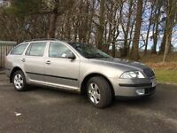 Skoda Octavia 4x4 Estate MOT Oct 17 FSH 109000 miles