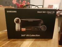 BRAND NEW Samsung 360 VR WITH CONTROLLER